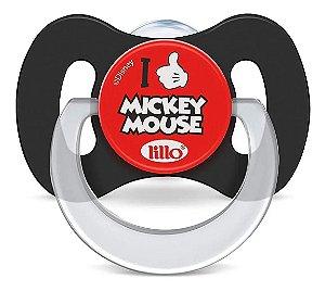 Chupeta Funny Tam.2 (+6M) - Mickey - Lillo