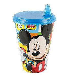Copo de Bico Rígido 430ml (+6M) - Mickey - Lillo
