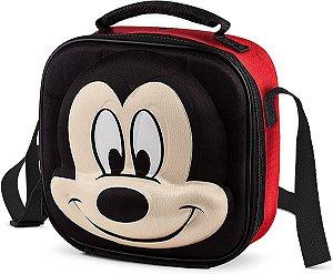 Lancheira 3D Disney Mickey - Lillo