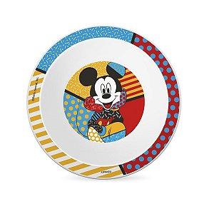 Prato Fundo de Aprendizagem Disney Mickey (8m+) Nuk