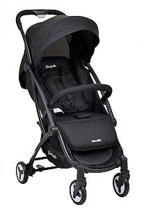 Carrinho de Bebê Hoodie (até 15 kg) - Preto - Burigotto