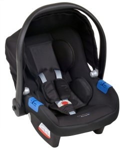 Bebê Conforto Touring X - Preto - Burigotto