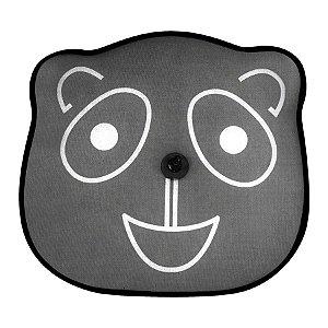 Redutor Claridade Duplo Urso Preto Girotondo Baby