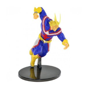 Action Figure - All Might - My Hero Academy - Bandai Banpresto