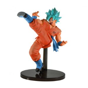 Boneco Dragon Ball Super- Goku Blue Special Original -Bandai