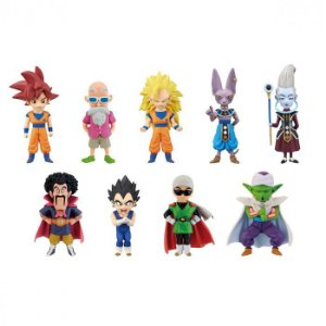 Boneco Dragon Ball Super - Surpresa Original - Bandai