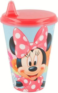 Copo Bico Rígido 430 ml  Minnie - Lillo