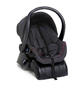 Bebê Conforto Cocoon com Base - Preto Vinho - Galzerano