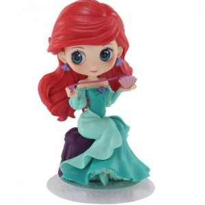 Action Figure - Princesa Ariel - Disney - Bandai Banpresto