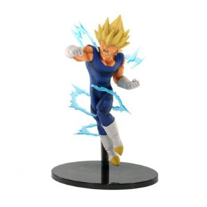 Action Figure - Vegeta - Dragon Ball - Bandai Banpresto