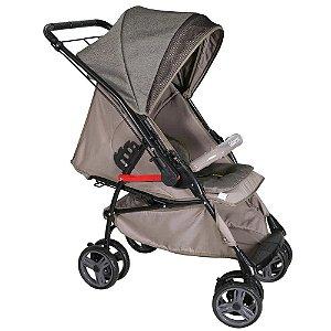 Carrinho de Bebê Maranello II - Caramelo - Galzerano