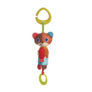 Brinquedo com Sininho (+0M) - Urso Isaac Wind Chine - Tiny Love