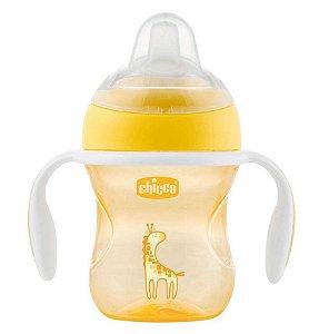 Copo de Transição 200ml (+4M) - Girafa Amarelo - Chicco