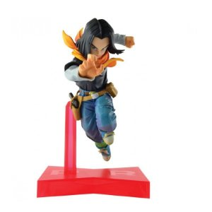 Action Figure Dragon Ball Z- Android 17 - Bandai