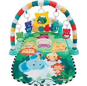 Ginásio De Atividades Com Piano Safari - Buba