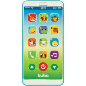 Baby Phone (+24M) - Azul - Buba