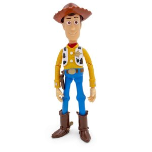 Boneco De Plastico Woody Com Som Toy Story - Toyng