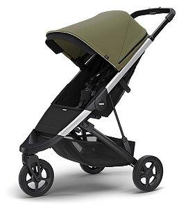 Carrinho de Bebê Spring Olive Chassi Aluminio - Thule