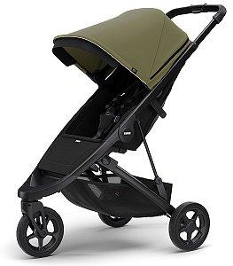 Carrinho de Bebê Spring Olive Chassi Black - Thule