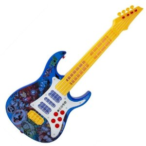 Guitarra Infantil Elétrica - Vingadores - Marvel - Toyng