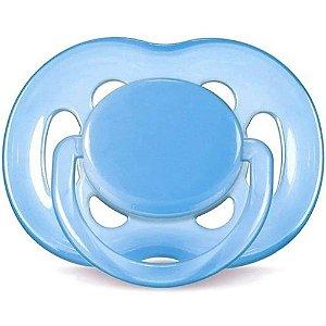 Chupeta Freeflow  (6m+) Azul- Philips Avent