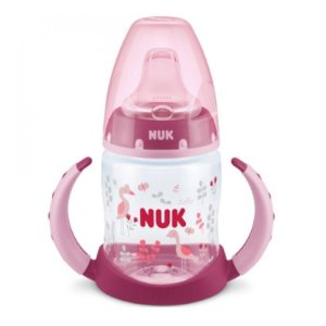 Copo de Treinamento First Choice (6m+) 150ml Flamingos - NUK