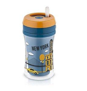Copo Fun (18+) 270ml - New York - Nuk