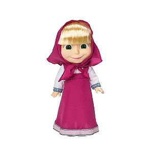 Boneca Falante (+3 anos) - Masha com Som - Estrela