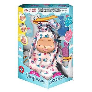 Bebê Surpresa 25 cm - Estrela