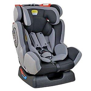 Cadeira para Carro Infinity (até 36 kg) - Cinza - Burigotto