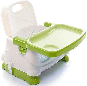 Cadeira De Alimentação Portátil Fun Verde - Voyage