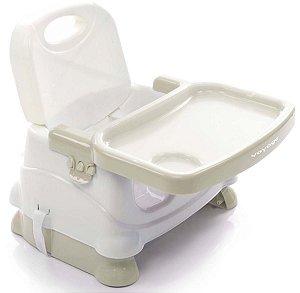 Assento Elevatório para Alimentação Fun (até 15 kg) - Bege - Voyage