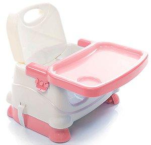 Cadeira De Alimentação Portátil Fun Rosa - Voyage