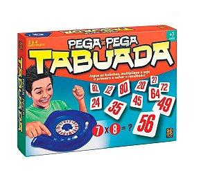 Jogo Pega-Pega Tabuada (+7 anos) - Grow