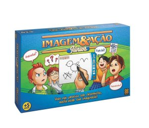 Jogo Imagem & Ação Júnior (+5 anos) - Grow
