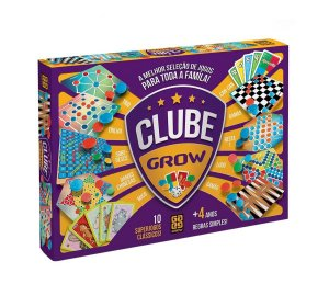 Jogo Clube (+4 anos) - Grow
