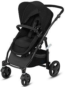 Carrinho de Bebê Leotie Flex 0 à 15 kg Preto - CBX