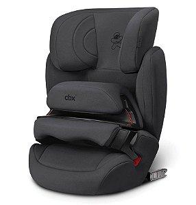 Cadeira Para Auto Aura Isofix  9 kg até 36 kg - Black - CBX