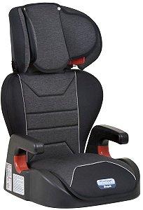 Cadeira para Carro Protege (até 36 kg) - Preto Mesclado - Burigotto