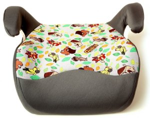 Assento para Carro Booster (até 36 kg) - Turminha Guara