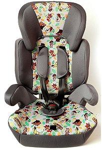 Cadeira Para Auto G1.G2 (15 a 36Kg) - Turminha Guará