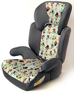 Cadeira Para Auto G1.G2.G3 (9 a 36Kg) - Turminha Guará