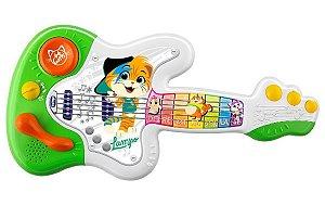 Brinquedo Musical Guitarra Lampo (+24M) - Chicco