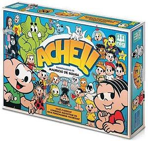 Jogo Achei (+4 anos) - Turma da Mônica - NIG Brinquedos