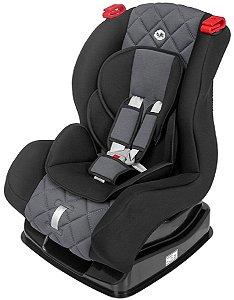 Cadeira Para Auto Atlantis (9 à 25 Kg) Preto - Tutti Baby
