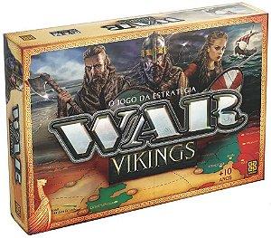 Jogo De Tabuleiro War Vikings - Grow