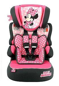 Cadeira para Auto Beline (De 9kg a 36) Minnie Dots - Disney