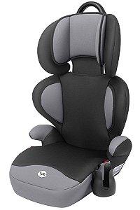 Cadeira para Auto Triton (até 36 kg) - Cinza e Preto - Tutti Baby
