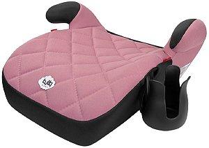 Assento para Carro Booster Triton (até 36 kg) - Rosa - Tutti Baby