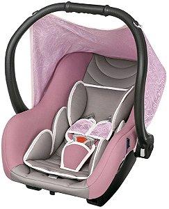 Bebê Conforto Ello (0 a 13 kg) - Rosa - Tutti Baby